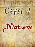 Zbrodnia w Klasztorze 4 - Motyw