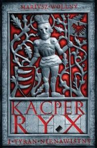 Kacper Ryx i Tyran Nienawistny (okładka)